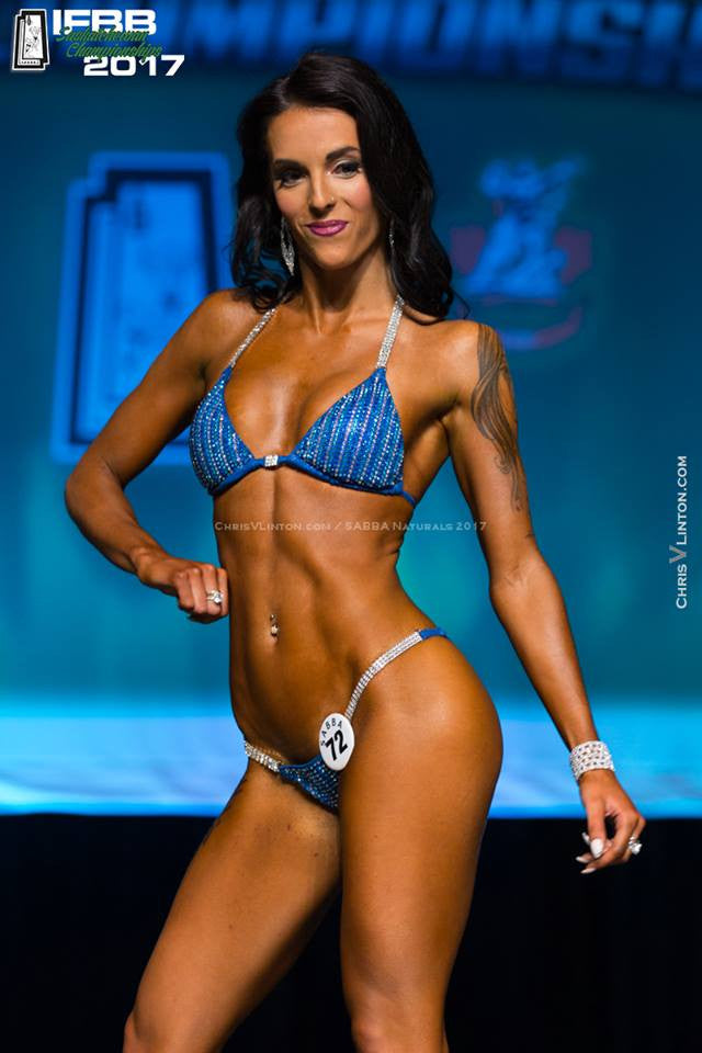 SABBA Fitness Competition Hair and Makeup March 25