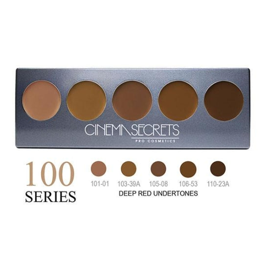 Ultimate Foundation 5-IN-1 PRO Palette - 100 Series™ Cinema Secrets - Backstage Cosmetics Canada