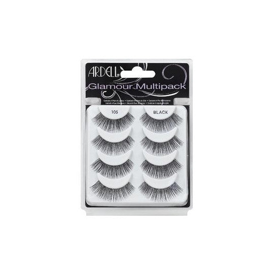 Glamour Lashes 105 Multipack Ardell - Backstage Cosmetics Canada