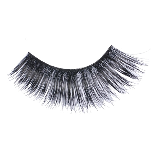 MSL-202 Black Eyelash Monda Studio - Backstage Cosmetics Canada