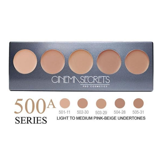Ultimate Foundation 5-IN-1 PRO Palette - 500A Series™