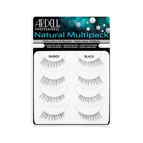 Natural Lashes - Babies Multipack Ardell - Backstage Cosmetics Canada