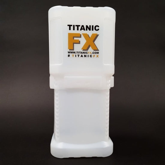 CLICK-LOCK BRUSH / TOOL PROTECTOR CASE Titanic FX - Backstage Cosmetics Canada