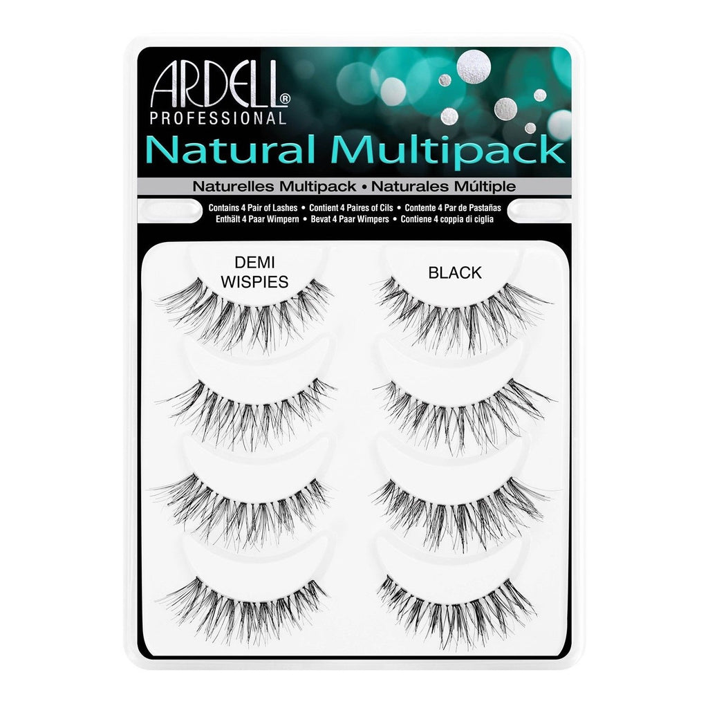 Natural Lashes - Demi Wispies Multipack Ardell - Backstage Cosmetics Canada