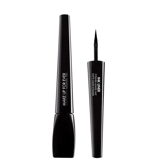 Ink Liner - Matte Liquid Eyeliner MAKE UP FOR EVER - Backstage Cosmetics Canada