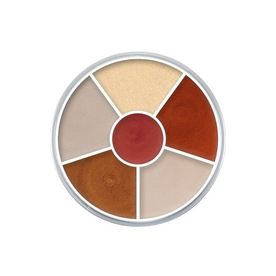 Cream Color Circle Interferenze Kryolan - Backstage Cosmetics Canada