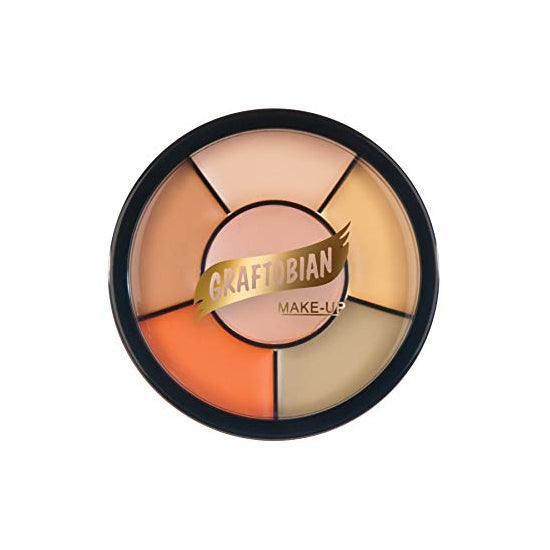 Neutralizer / Tattoo Cover / Corrector Wheels Graftobian - Backstage Cosmetics Canada