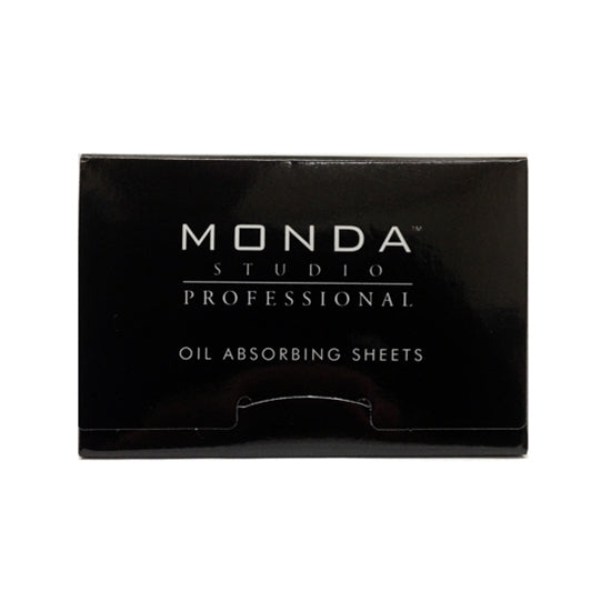 MSD-1150 Oil Blotting Sheets Monda Studio - Backstage Cosmetics Canada