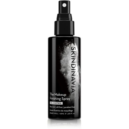 The Makeup Finishing Spray - Oil Control Skindinavia - Backstage Cosmetics Canada
