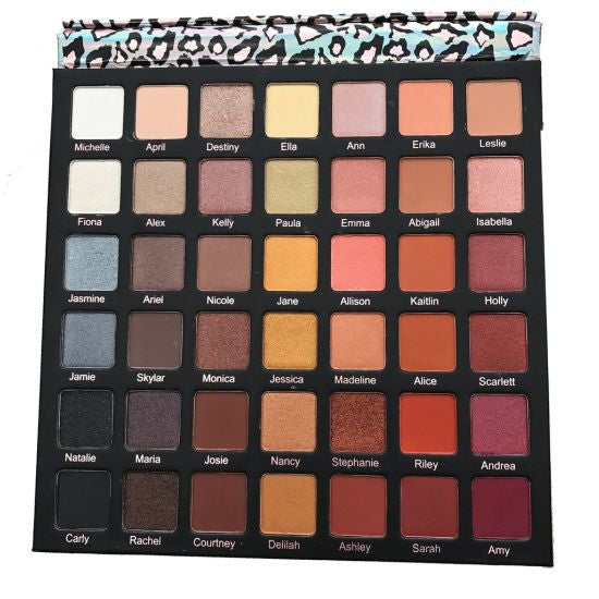 Ride or Die Palette Violet Voss - Backstage Cosmetics Canada