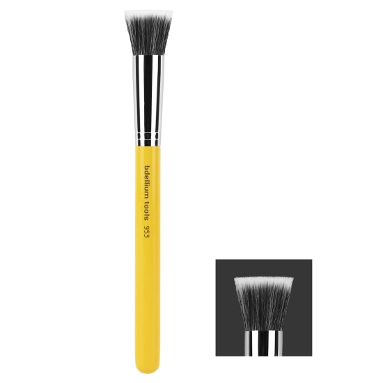 Studio 953 Duet Fiber Foundation Bdellium Tools - Backstage Cosmetics Canada