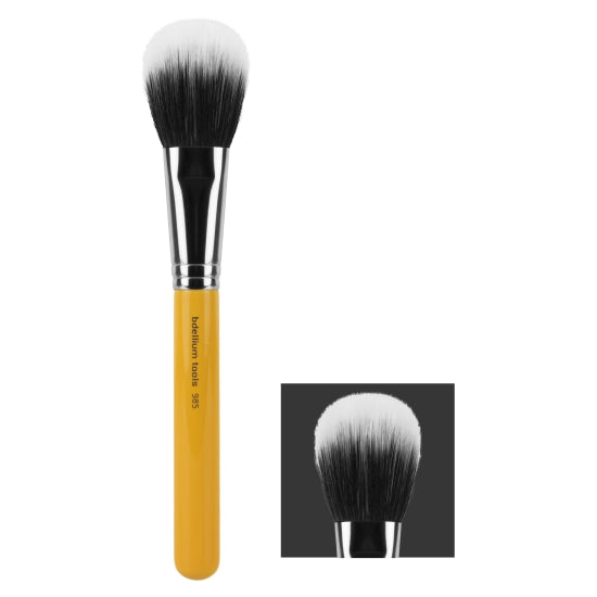 Studio 985 Duet Fiber Powder Bdellium Tools - Backstage Cosmetics Canada