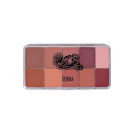 Cheeky Blush Palette Senna - Backstage Cosmetics Canada