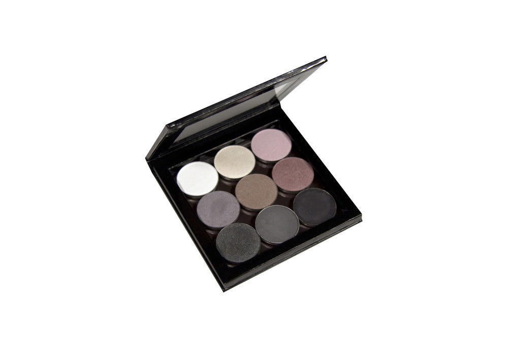 Small - Black Zpalette - Backstage Cosmetics Canada