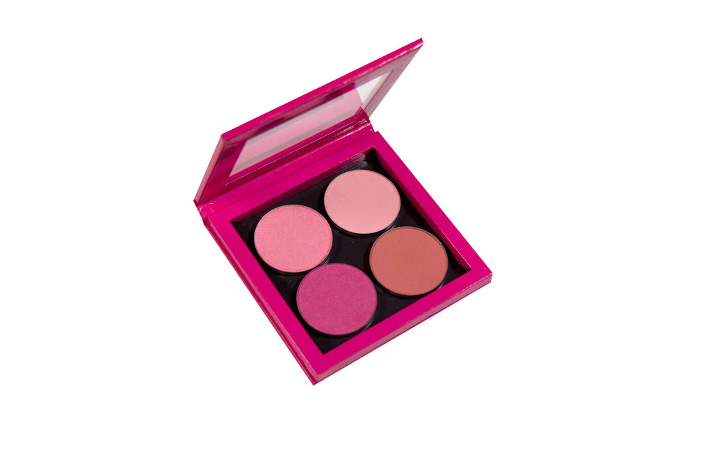 Small - Hot Pink Zpalette - Backstage Cosmetics Canada