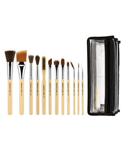 SFX Brush Set 12 pc. with Double Pouch (1st Collection) Bdellium Tools - Backstage Cosmetics Canada