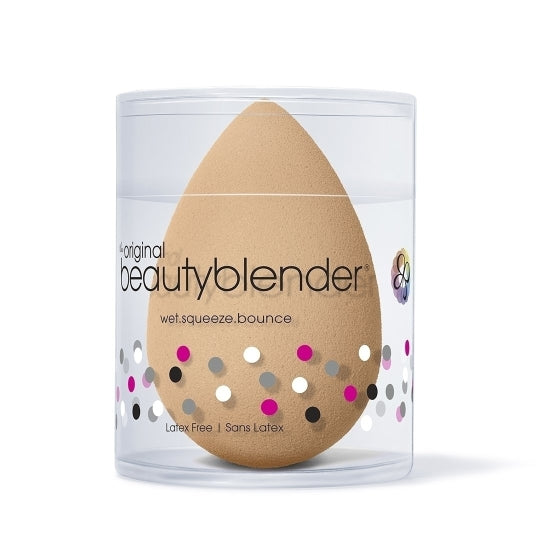 Single Nude Beautyblender - Backstage Cosmetics Canada