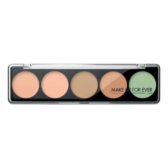 5 Camouflage Cream Palette MAKE UP FOR EVER - Backstage Cosmetics Canada