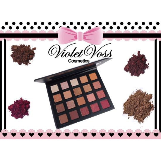HG Eye Shadow Palette Violet Voss - Backstage Cosmetics Canada
