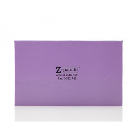 Large - Lavender Zpalette - Backstage Cosmetics Canada