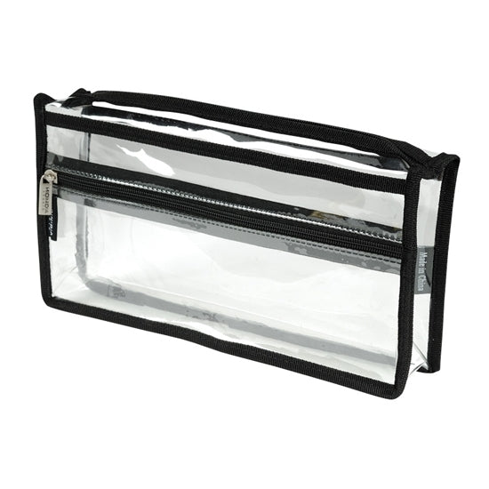 Actor Clear Bag Large Monda Studio - Backstage Cosmetics Canada