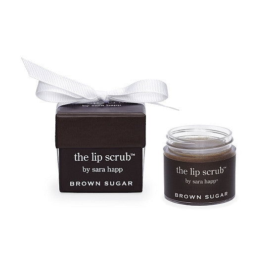 Brown Sugar Lip Scrub Sara Happ - Backstage Cosmetics Canada