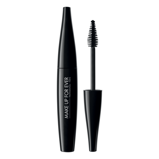 Smoky Extravagant Dramatic Impact & Graphic Precision Mascara MAKE UP FOR EVER - Backstage Cosmetics Canada