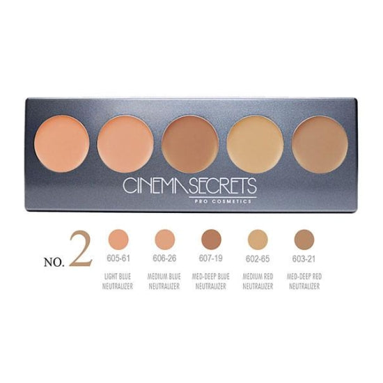 Ultimate Corrector 5-IN-1 PRO Palette, No.2™