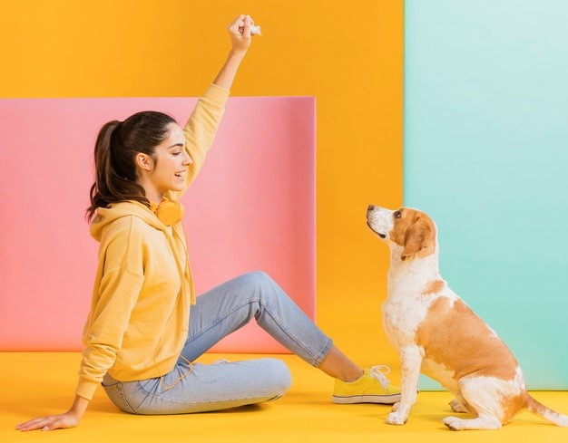 10 Ways to Spend Quality Time with your Pet at Home