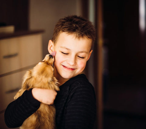 How Pets Help with Depression