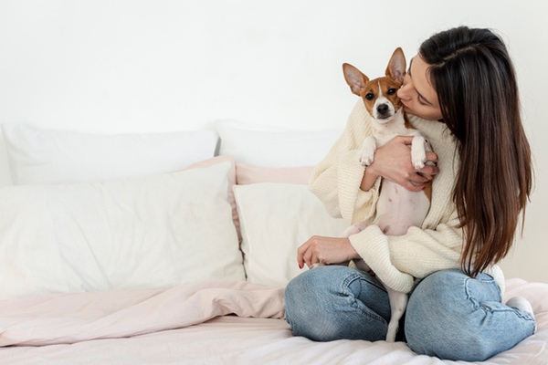 Living During A Pandemic: How Does It Affect You And Your Dog