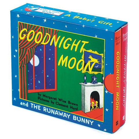 Goodnight Moon & Runaway Bunny 2 Book Boxed Gift Set