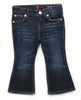 Designer Kids Premium Jeans, Denim Pants, Girls A Pockets, 7 For All Mankind, Boot Cut