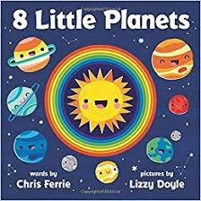 Book, STEM For Kids, 8 Little Planets
