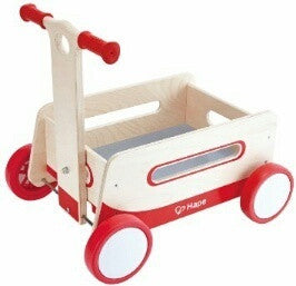 Hape Classic Wooden Wagon, Eco-friendly