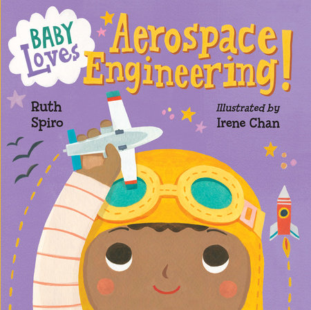 Book, Aerospace Engineering Board Book for Children, STEM