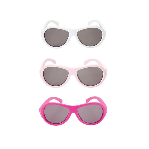 Baby Sunglasses - Ultra Flex Aviator Sunnies, Infant to 4 yrs