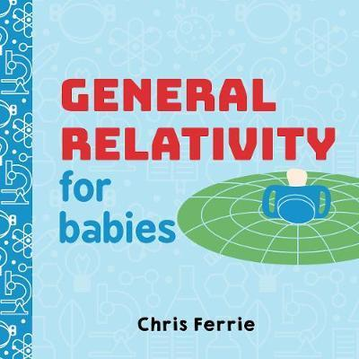 Book, General Relativity, STEM Books, Early Learning