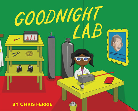 Book, Goodnight Moon Parody, Goodnight Lab