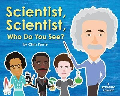 Book, Scientist Scientist Who Do You See
