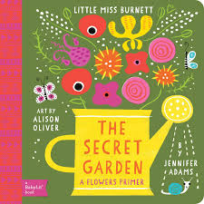 BabyLit Classic Literature for Babies - The Secret Garden