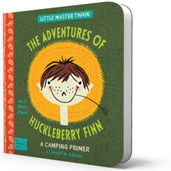 BabyLit Classic Literature for Babies - The Adventures of Huckleberry Fin