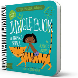 BabyLit Classic Literature for Babies - The Jungle Book