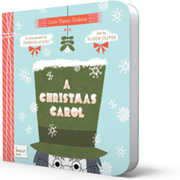 BabyLit Classic Literature for Babies - A Christmas Carol