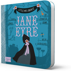 BabyLit Classic Literature for Babies - Jane Eyre