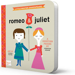 BabyLit Classic Literature for Babies - Romeo & Juliet