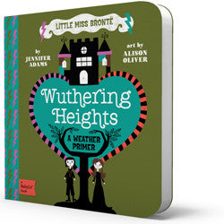 BabyLit Classic Literature for Babies - Wuthering Heights
