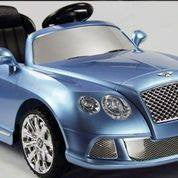 Ride On Car - Bentley  (Blue, Red, or Black)