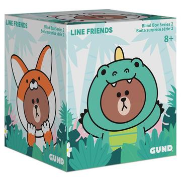 Line Friends Official Blind Box Series 2, Brown in Costumes