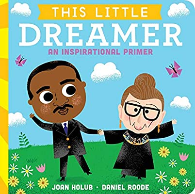 Board Book - This Little Dreamer, Inspirational Primer